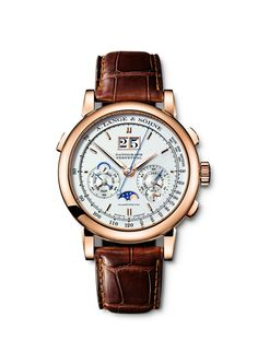 A. Lange & Söhne is approximately pronounced [ah LANG-eh unt ZURN-neh].