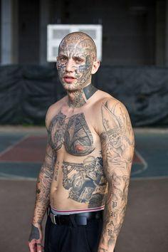 prison tattoo - Cerca con Google