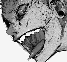in this shaken, twisted world, i gradually become transparent, unable to be seen Manga Art, Manga Anime, Anime Art, Shirazu Tokyo Ghoul, Tamako Love Story, Arte Cyberpunk, Horror Artwork, Cute Anime Wallpaper, Fanart