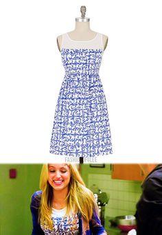 Anthropologie Farmer's Daughter Dress