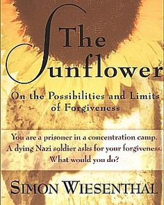 the-sunflower: on the possibilities and limits of forgiveness