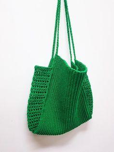 Crotchet Bags, Crochet Tote, Crochet Handbags, Knitted Bags, Crochet Yarn, Boho Accessories, Boho Bags, Beaded Bags, Large Bags