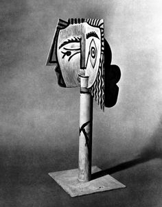 Pablo Picasso - Têtes de Femme, 1954