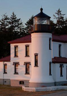 Admiralty Head Light Washington