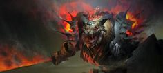 ArtStation - Guild Wars 2 Rytlock, Ruan Jia
