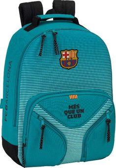 32ed8f0f008 FC Barcelona Rugzak - 43 cm - Multi #voetbal #voetbalkids #laliga  #premierleague #cadeau