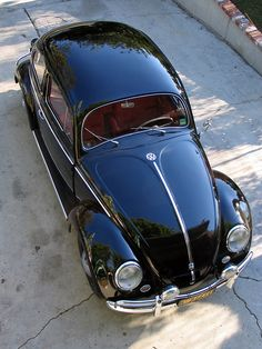 1955 Survivor VW Beetle Sedan For Sale @ Oldbug.com
