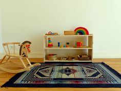 How we Montessori Blog - great resource for Montessori inspired spaces and activities.