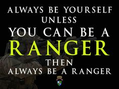 Army Ranger Poster Army Poster Military Poster US Army Rangers ...