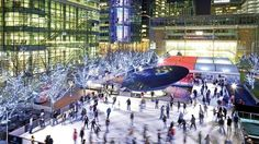 Canary Wharf Ice Rink   Canada Square Park   Time Out London