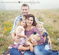Cute Family Posing idea