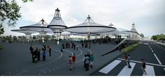 Giancarlo Mazzanti: nuevo velódromo en Medellín (Colombia)