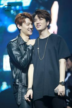 GOT7 || 151212 Fanmeet Shanghai || JB, Im Jae Bum - Choi Young Jae