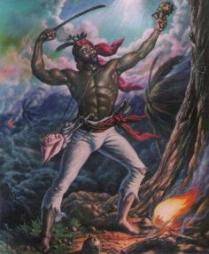 The Haitian Revolution and Voodoo explained in the Black African History video documentary The Haitian Revolution Haitian Men, Haitian Flag, Haitian Tattoo, Voodoo, Haiti History, Haitian Revolution, Black Love Art, Black History Facts, African American Art