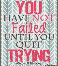 Ms. Blogger Eva: Jak se vyrovnat s chybami a neúspěchem