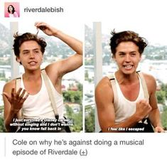 The post Top 24 Funny Pics & Memes Today appeared first on Riverdale Memes. Riverdale Funny, Riverdale Memes, Riverdale Cast, Watch Riverdale, Sprouse Bros, Dylan Sprouse, Cole Sprouse Funny, Funniest Pictures Ever, Funny Pictures