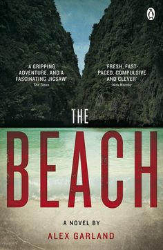 A group of young people seek out a mysterious beach while on a trip to Thailand. The Beach, made into a movie in 2000 starring Leonardo DiCaprio, is a thriller with an unexpected twist.
