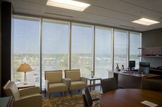 The right window treatments allow organizations the best of both worlds: sunlight and privacy. Determine which blinds work best for your conference room.