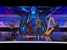 """▶ America's Got Talent S09E03 Sons of Serendip sing """"Somewhere Only We Know"""" by Keane - YouTube"""