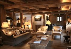 First House on the Right: Ski Chalet Chic