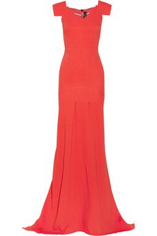 Roland Mouret Phoenix stretch-crepe gown | THE OUTNET