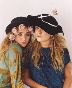 Mary Kate and Ashley Olsen of The Row