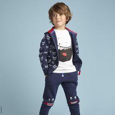 Billybandit - Cotton jersey T-shirt - 125081