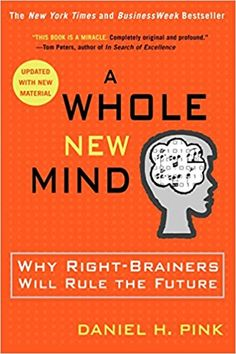 The official site of New York Times bestselling author Daniel Pink. His books include When, To Sell is Human, Drive, and A Whole New Mind, Good Books, Books To Read, My Books, This Is A Book, The Book, Reading Lists, Book Lists, Reading Books, New York Times