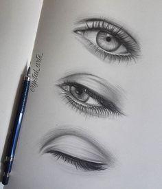 Eye drawings and sketches eye drawings, pencil drawings, eyes artwork, eye sketch, Eye Pencil Drawing, Realistic Eye Drawing, Drawing Eyes, Pencil Art Drawings, Art Drawings Sketches Simple, Easy Drawings, Eye Study, Eyes Artwork, Eye Sketch