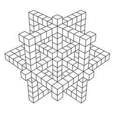 ::::♡ ♤ ♤ ✿⊱╮☼ ☾ PINTEREST.COM christiancross ☀❤ قطـﮧ‌‍ ⁂ ⦿ ⥾ ⦿ ⁂  ❤U •♥•*⦿[†] ::::	Multi geometry coloring page