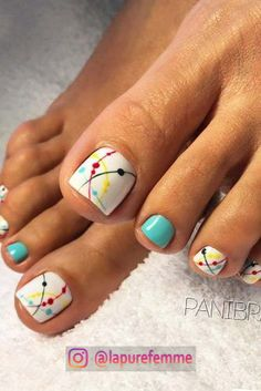 For more inspiration follow me on instagram @lapurefemme or click on photo to visit my blog! #nailart