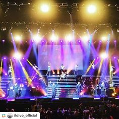 Repost from Il Divo Official  @ildivo_official:San Francisco it was a pleasure! We cannot thank everyone enough for coming out to sing with us. Now we're off to Phoenix for another show tomorrow night.  #IlDivo #IlDivoAmorPasion