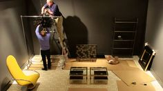 Behind the Scenes of Sotheby's Designer Showhouse