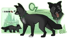 Oz+by+Artsywolven.deviantart.com+on+@DeviantArt