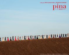 3Dは芸術になれる。映画レビュー「Pina/ピナ・バウシュ 踊り続けるいのち」