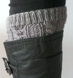 Leg Warmers & Boot Cuffs