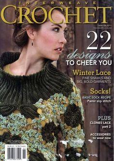 Interweave crochet winder 2011