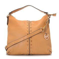 MICHAEL Michael Kors Large Bedford Pebbled Shoulder Bag