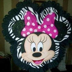 Red Butterfly, Relleno, Minnie Mouse, Disney Characters, Fictional Characters, Art, Unicorn Birthday Parties, Candies, Parties Kids