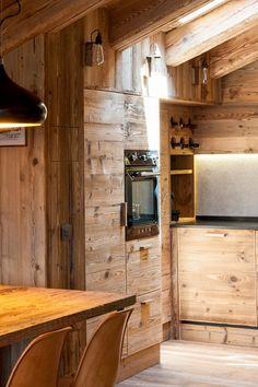 15 immagini fantastiche di cucine montagna   Chalet design, Chalet ...