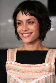 Shannyn Sossamon Exclusive Picture - Kiss Kiss Bang Bang Premiere