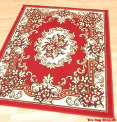 SAVE UPTO 60% Best Buying Guide And Review On Opal 0310 Traditional Red Rug