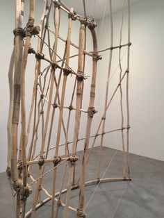 Martin Puryear Artist Exhibition Matthew Marks Gallery Chelsea New York