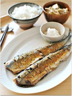 アイリスの生鮮米 ゆめぴりか × 秋刀魚の塩焼き|PECOオフィシャルブログ「すてきにしあわせごはん~毎日の食卓から小さな幸せを♪~」