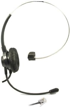 Replacement T100 Headset Headphones Ear Phone for Nortel Networks Nt Nothern Telecom Meridian PBX Norstar M7208... - List price: $34.95 Price: $19.95