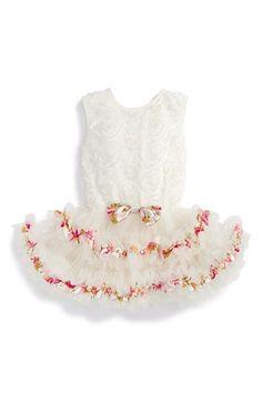 Popatu Soutache Tutu Dress (Baby Girls) available at #Nordstrom