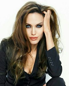 """""I always wanted a great love affair: something that feels big and full, really honest, and enough. No moment should feel slight, false, or a little off. For me, it had to be everything."" - Angelina Jolie """