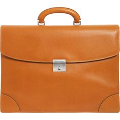 hope to own a valextra briefcase someday (valextra)