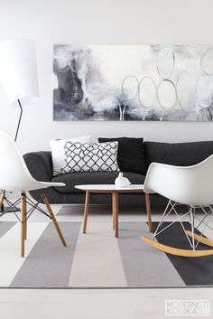 Seitti-tyyny via Modernisti Kodikas