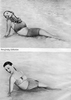 Ruth Neuman-Derujinsky Harper's Bazaar May 1960 | Gleb Derujinsky